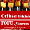 Tofu Skewres