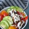 Vegetarian Buddha Bowl by SweetnSpicyLiving