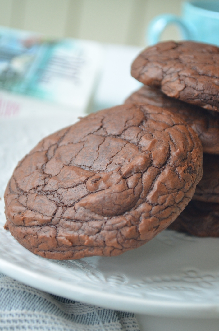 Brownie Cookie Recipe By SweetnSpicyLiving