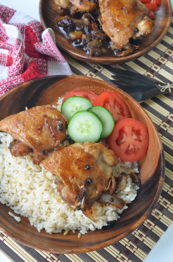 Chicken Adobo By SweetnSpicyLiving