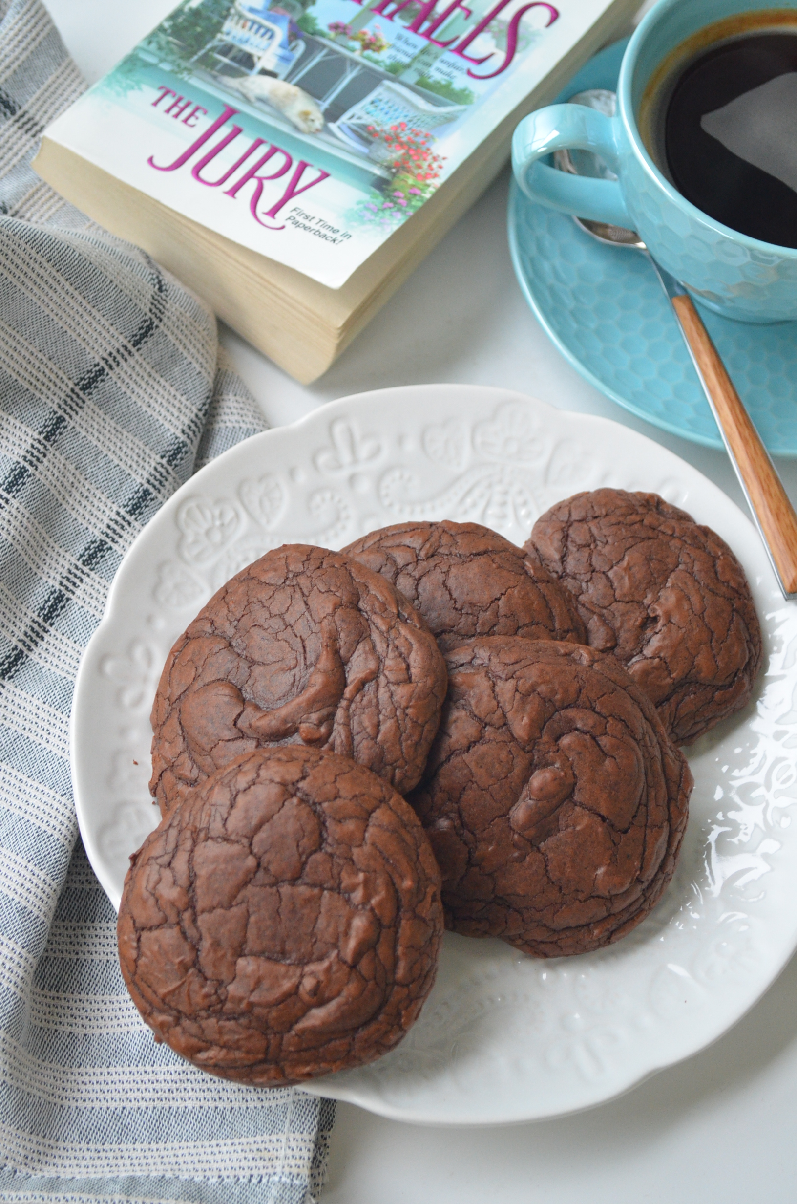 Chocolate Cookie Brownie Recipe By SweetnSpicyLiving