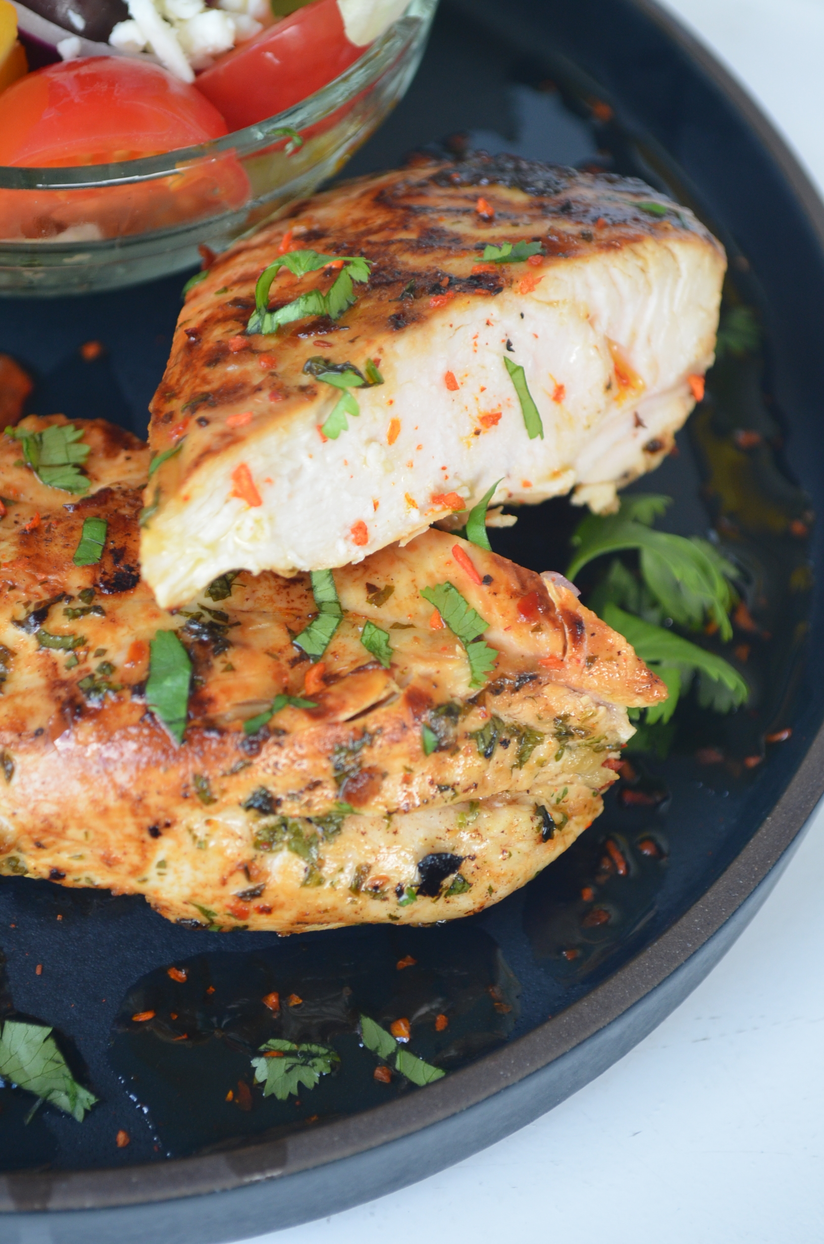 Cilantro Lime Chicken Recipe
