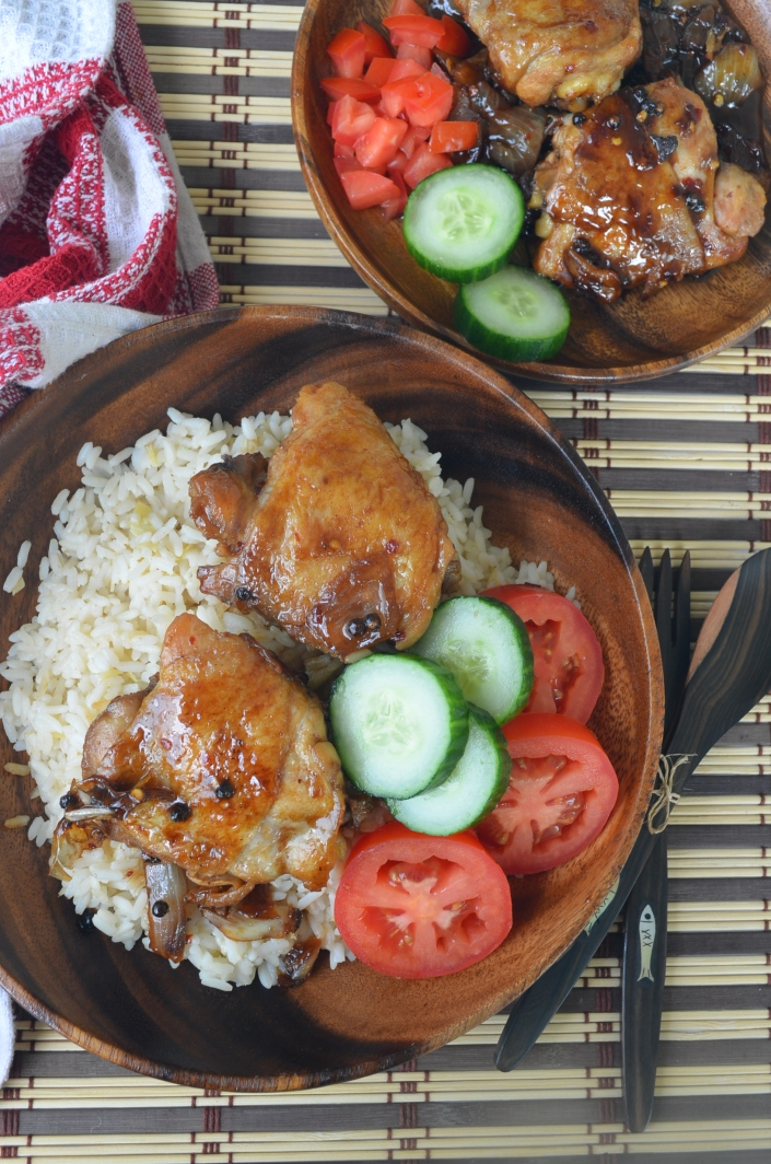 Classic Chicken Adobo By SweetnSpicyLiving