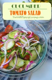 Cucumber Tomato Salad2