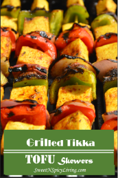 Grilled Tofu Skewers