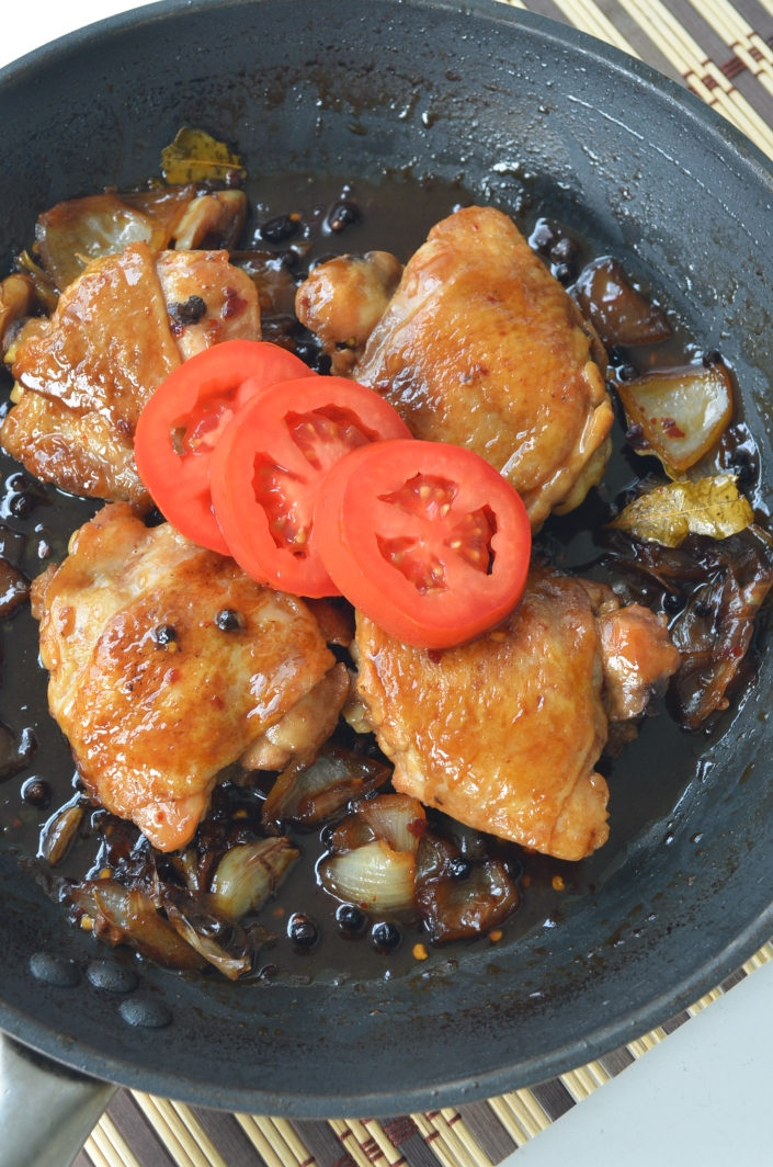 How To Make Classic Chicken Adobo By SweetnSpicyLiving