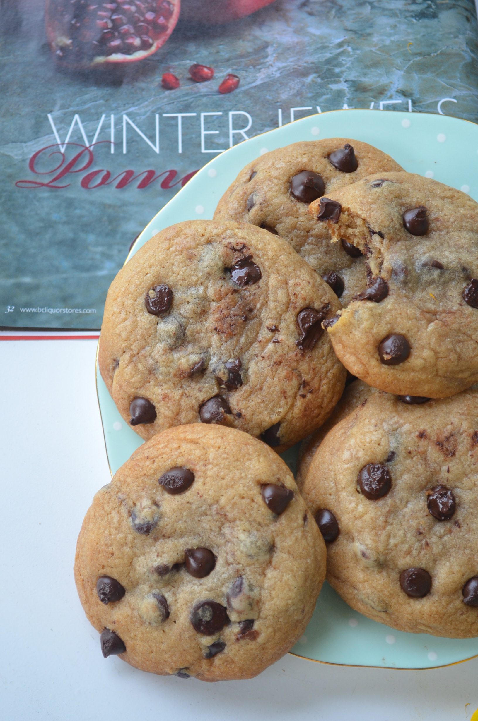 Nutella Chocolate Chip By SweetNSpicyLiving.com