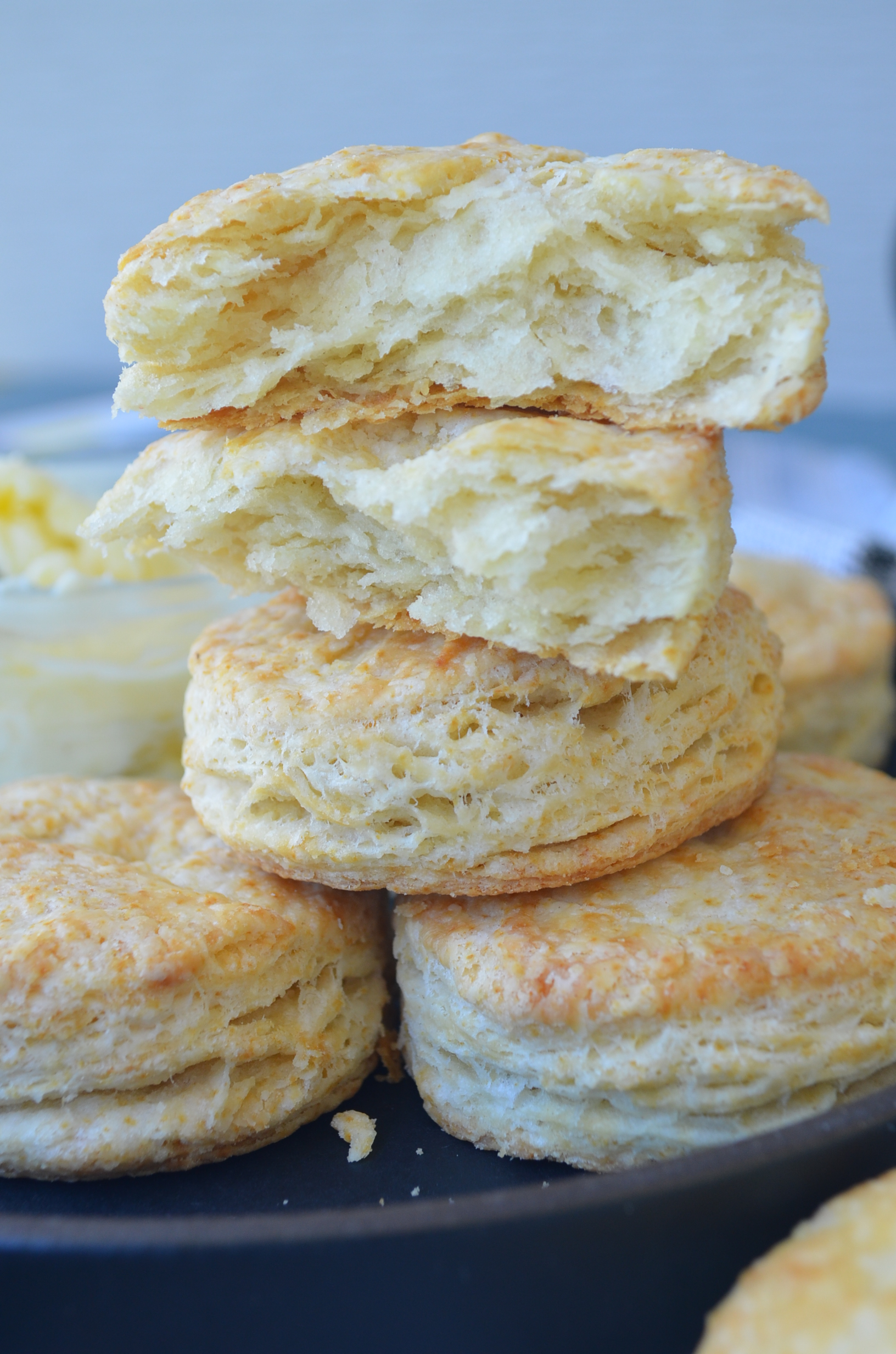Small Batch Buttermilk Biscuits Recipe By SweetnSpicyLiving