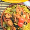 Grilled Shrimp andSausage2