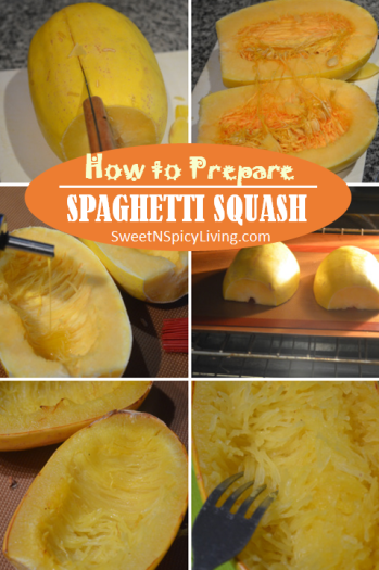 How To Prepare Spaghetti Squash