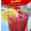 Strawberry Pineapple Cooler1