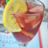 Strawberry Pineapple Ice Tea