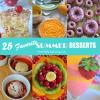 Summer Dessert Collage2