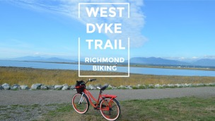 West Dyke Trail Richmond Biking