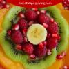 Yogurt and Dates FruitTart
