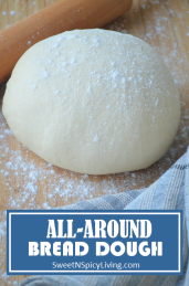 All Around Bread Dough