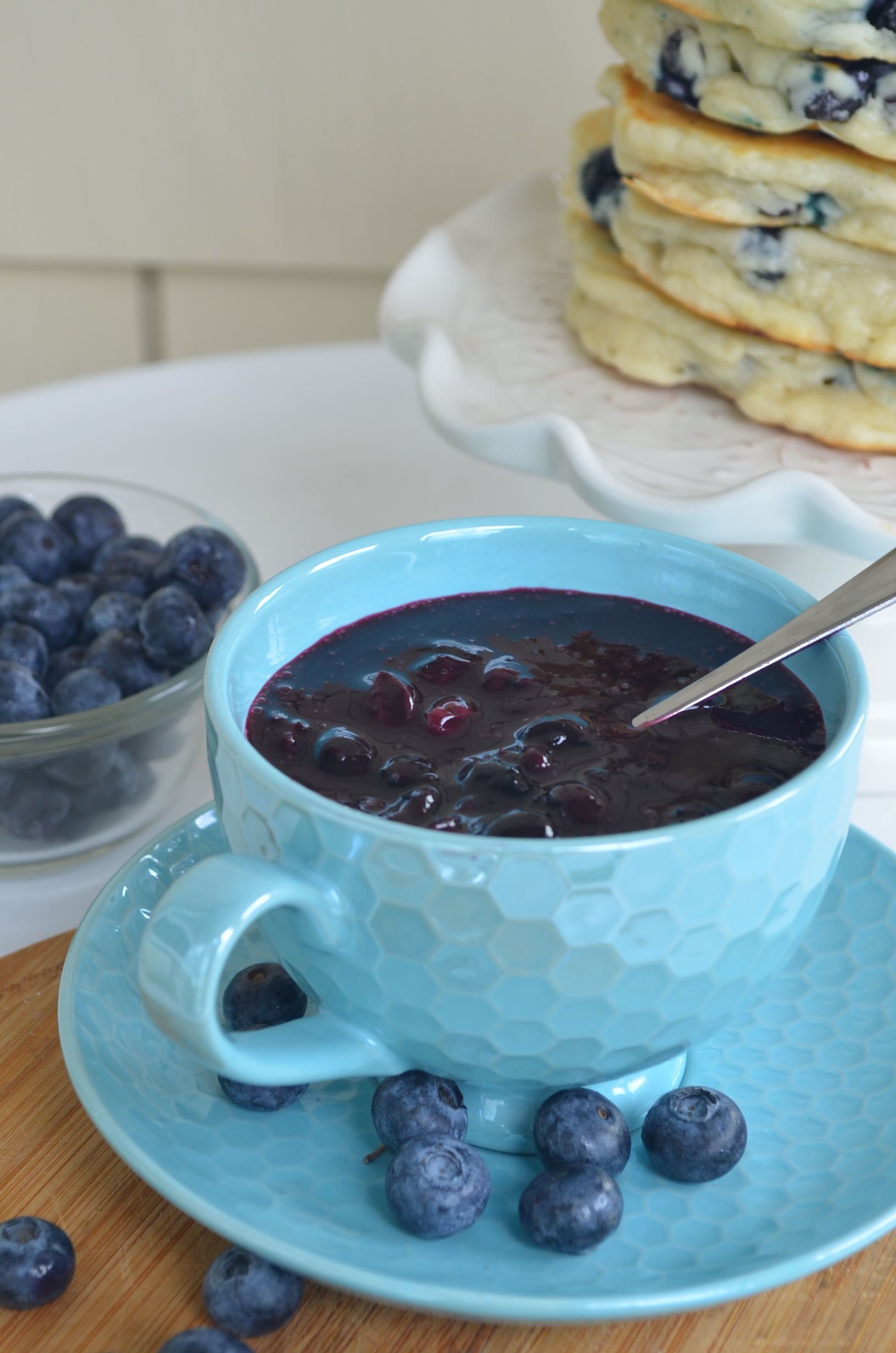 Blueberry Sauce Recipe