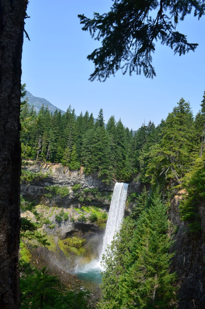 Brandywine Falls Whistler Canada