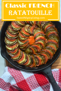 Classic French Ratatouille