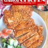 Doritos Crusted Chicken