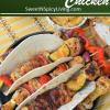 mediterranean grilled chickenskewers