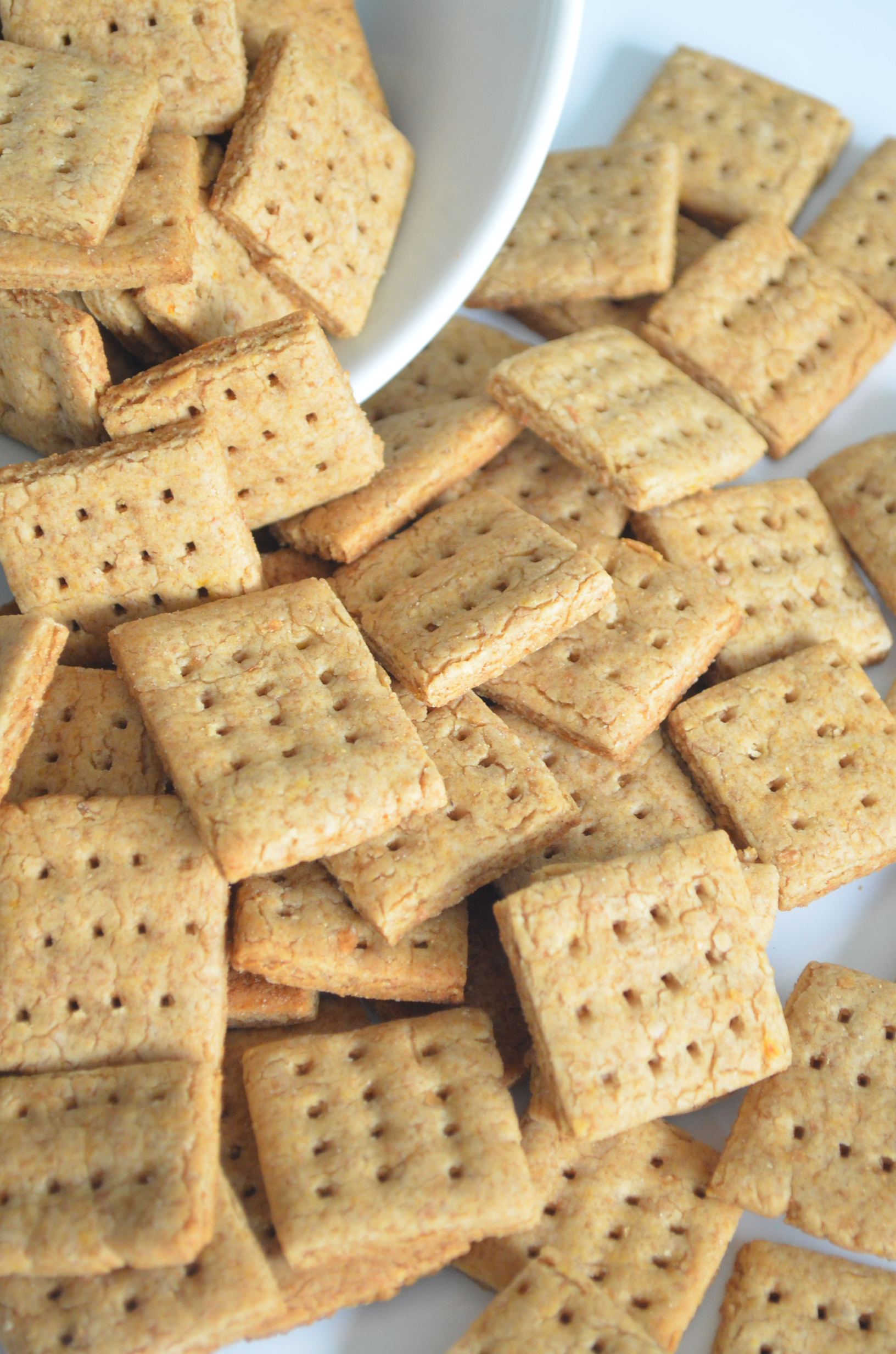Mini Graham Crackers Recipe