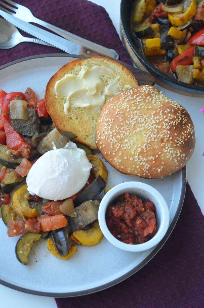 Ratatouille Recipe By SweetNSpicyLiving