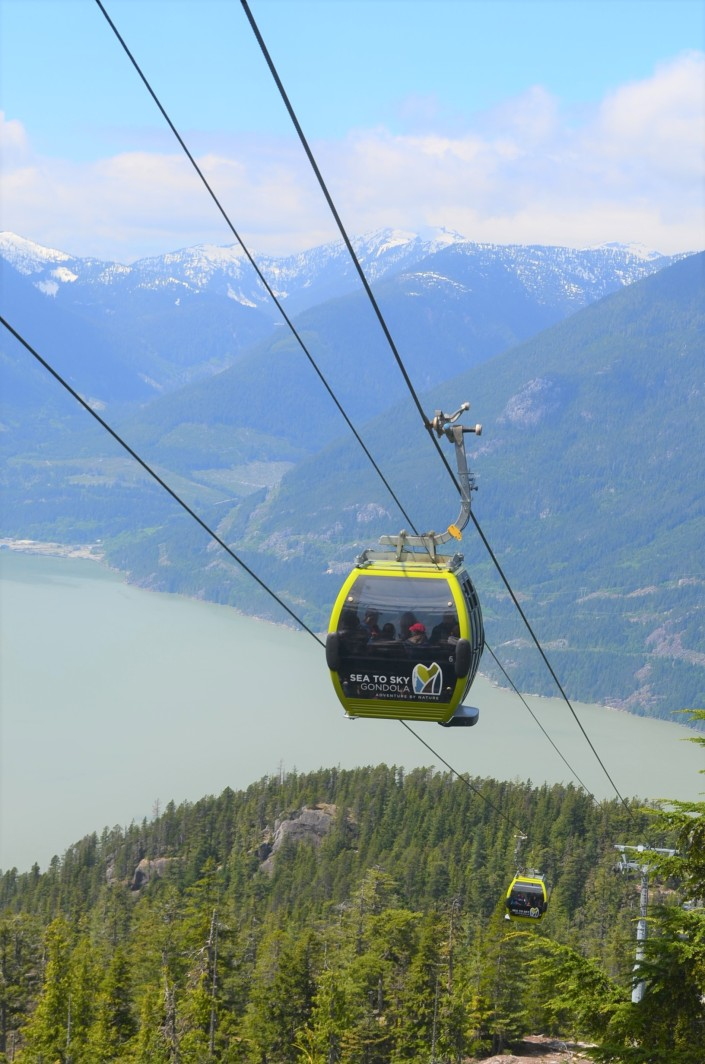 Sea To Sky Gondola Ride