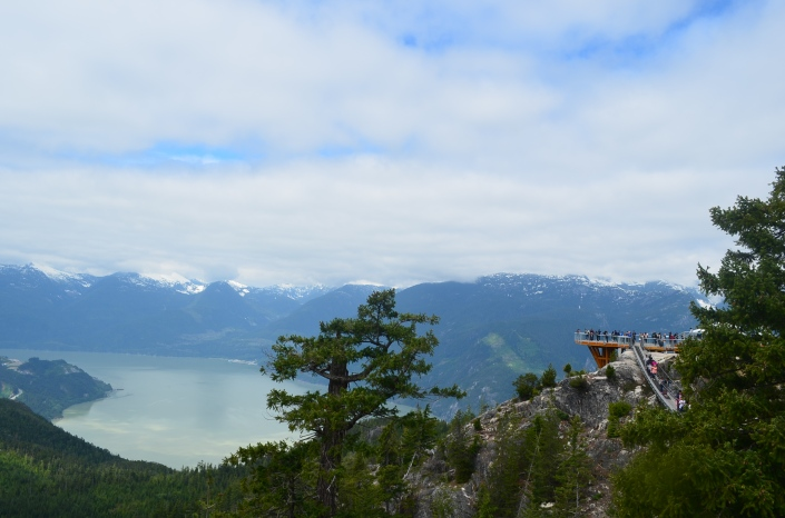 Sea To Sky Squamish British Columbia Canada