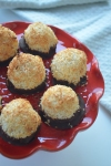 Small Batch Chocolate Dipped Coconut Macaroons By SweetNSpicyLiving