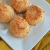 Small Batch Coconut Macaroons