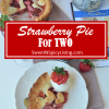 Strawberry Pie ForTwo