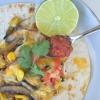Vegetarian Fajita By SweetNSpicyLiving.com