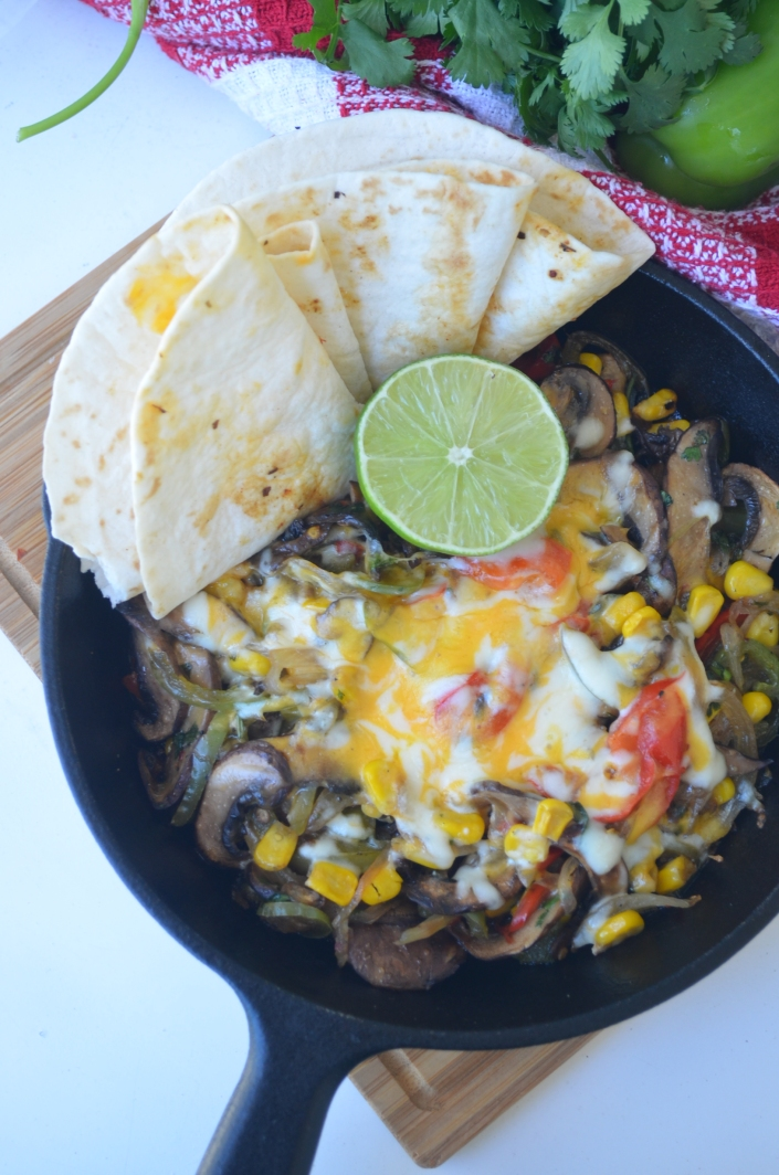 Vegetarian Fajita