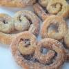 Cinnamon Pecan PalmierCookie