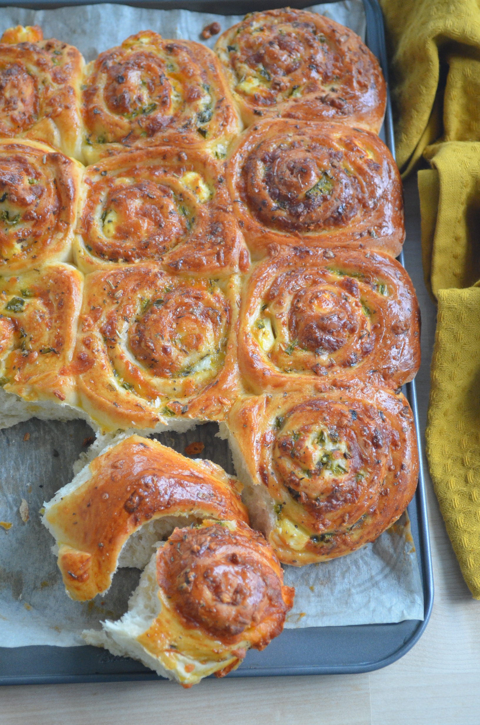 Italian herbed Jalapeno and Cheese Pull Apart Bread