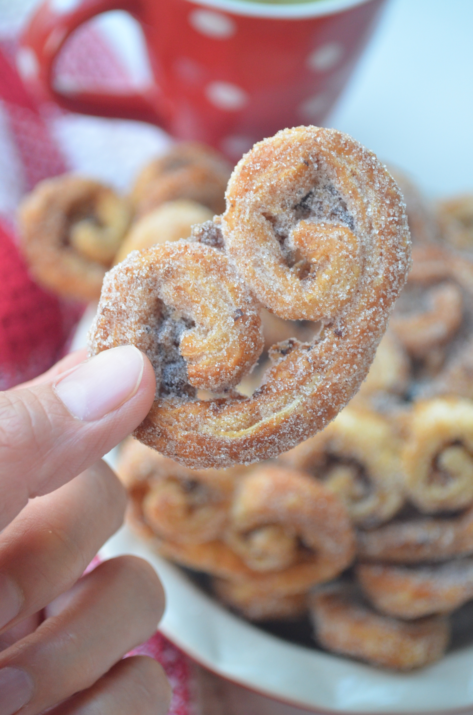 Palmier Cookie Recipe