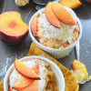 Peach Cobbler For Two2