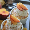 Peach Cobbler ForTwo