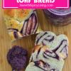 Purple Yam LoafBread