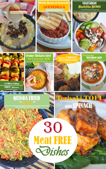 30 MeatFreeDishesCollection