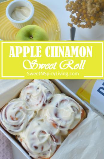 Apple Cinnamon Roll2