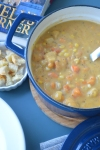 Creamy Potato and Shrimp Corn Chowder