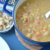 Creamy Potato and Shrimp Corn Chowder