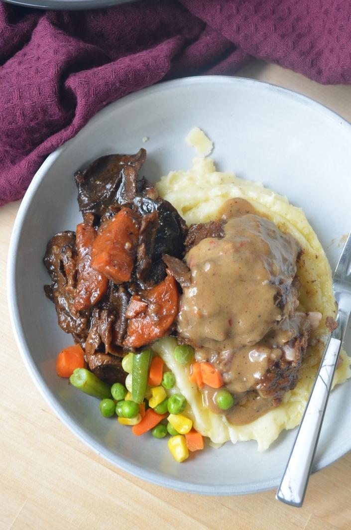 Dutch Oven Beef Pot Roast