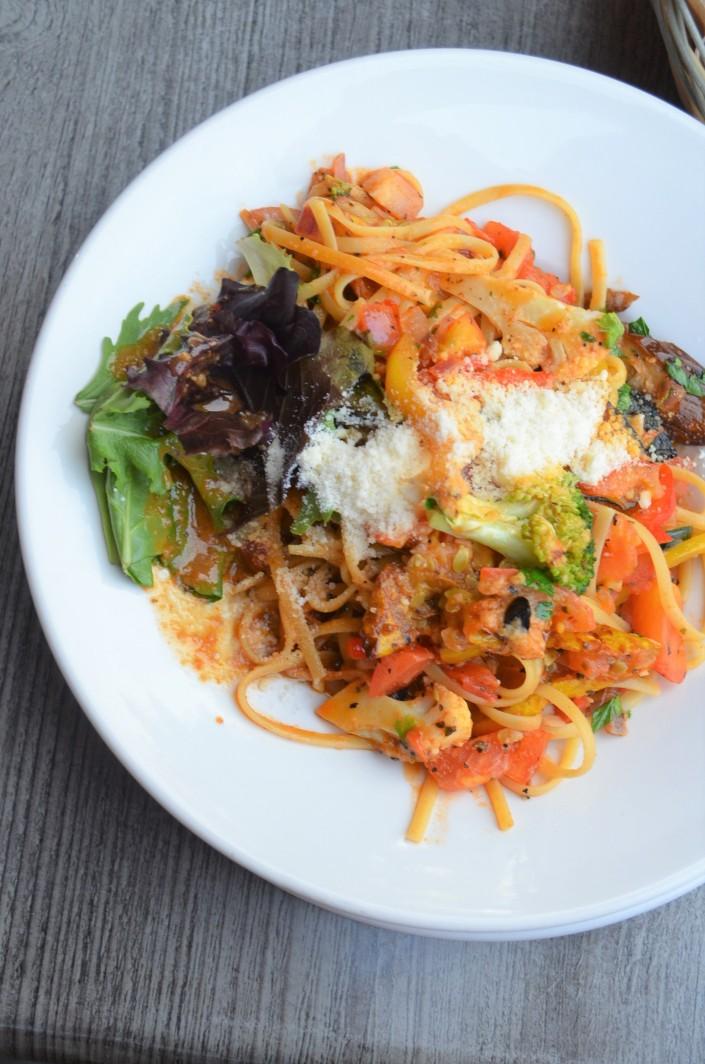 Gnarlyroots Vegetarian Pasta