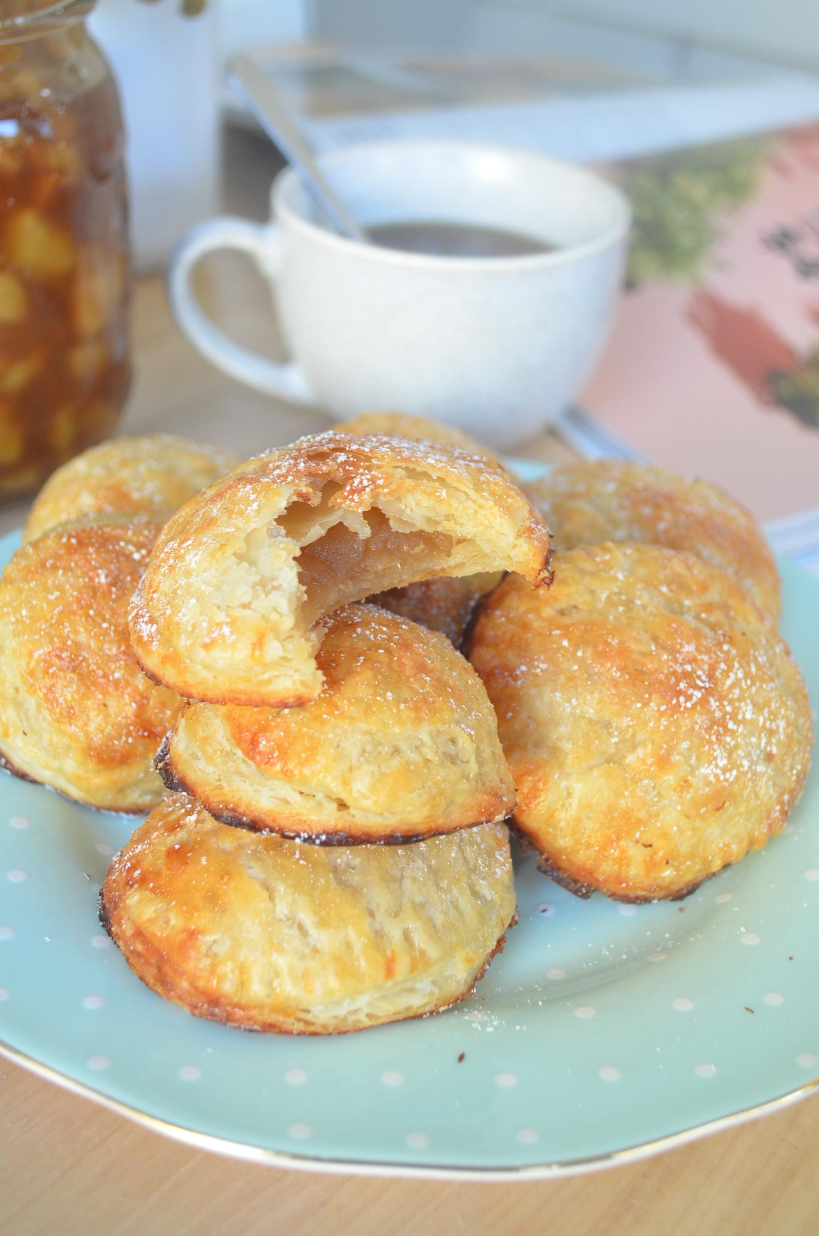 Homemade Apple Hand Pie