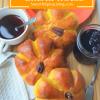 Honey Pumpkin BreadRoll