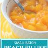Peach Filling 1