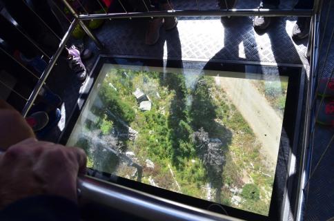 Peak 2 Peak Glass Bottom Gondola